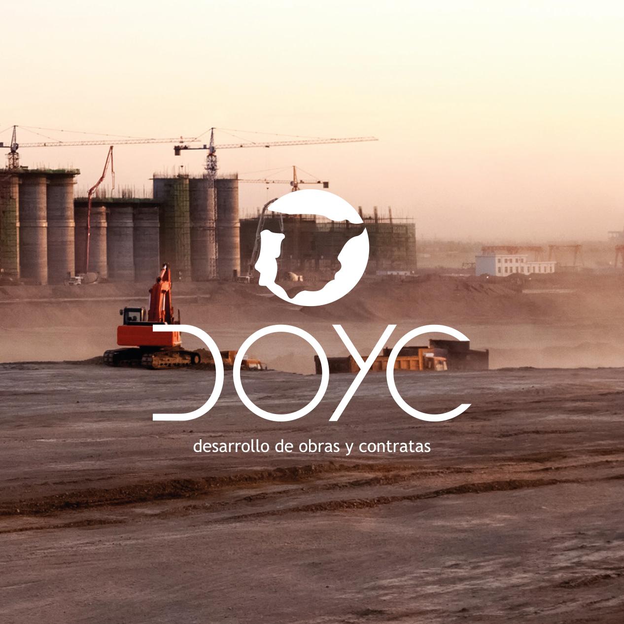 Publicidad para constructora DOYC