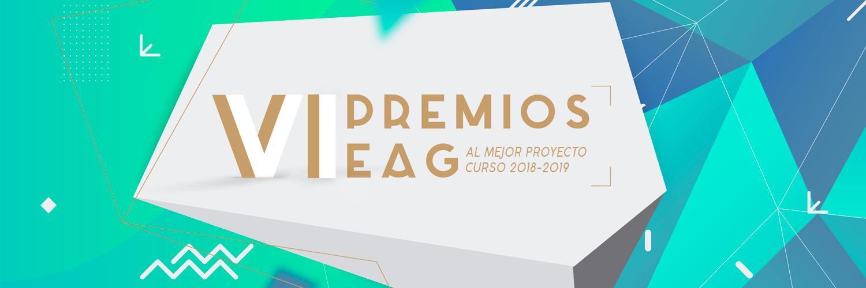 VI premios EAG