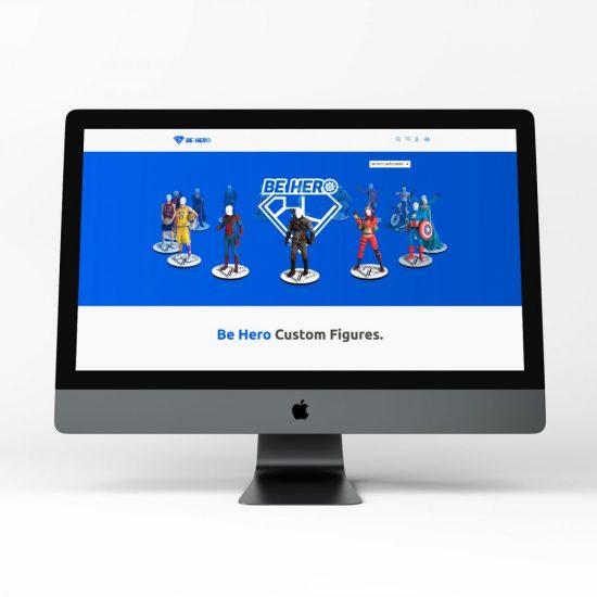 Tienda online a medida - Behero