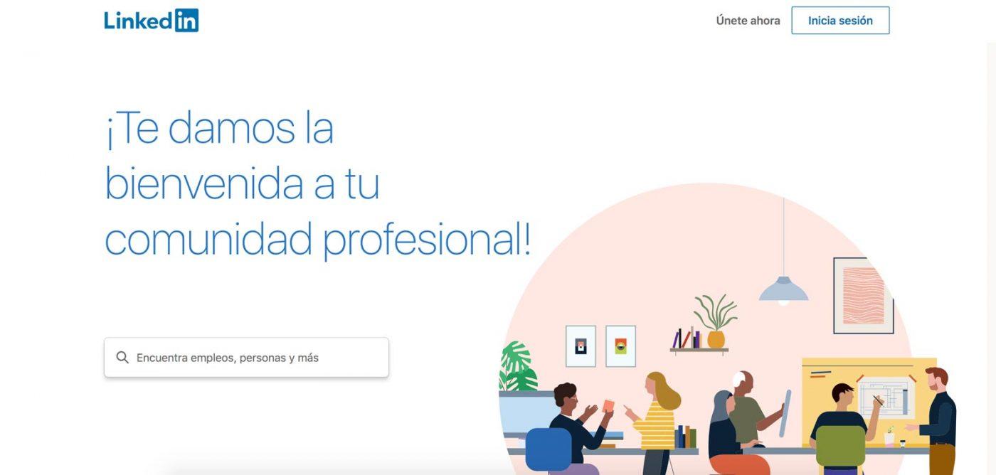 novedad en linkedin: Invitar contactos a tu página de linkedin