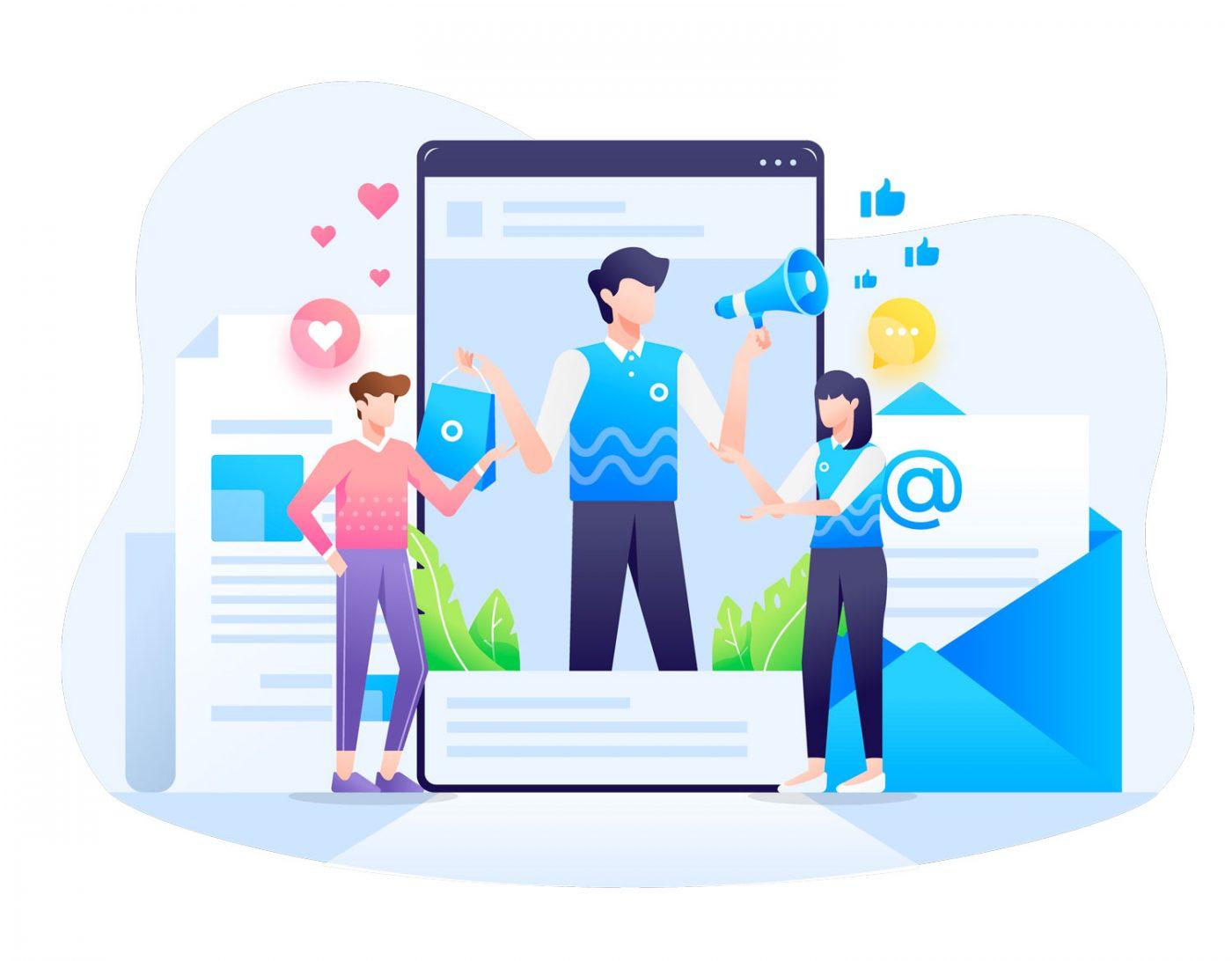 Subvención para marketing digital