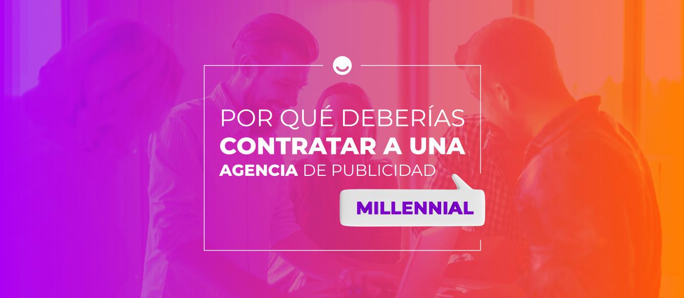 publicidad millennial
