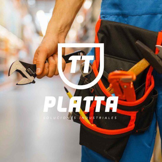 Rebranding de Platta