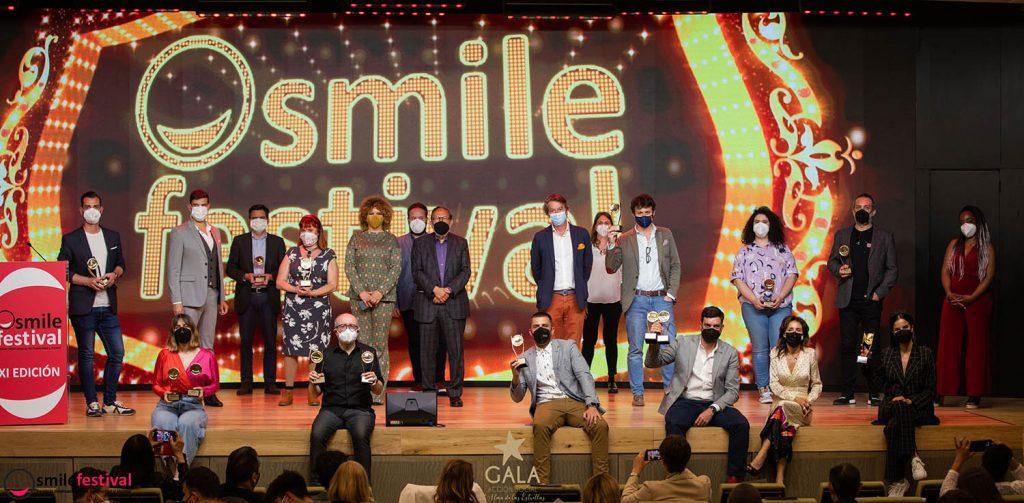 Premiados en el Festival Internacional de Publicidad y Humor 2021